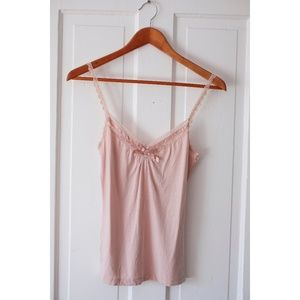 MNG Pink Camisole New with Tags